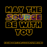 May the Source be with you.